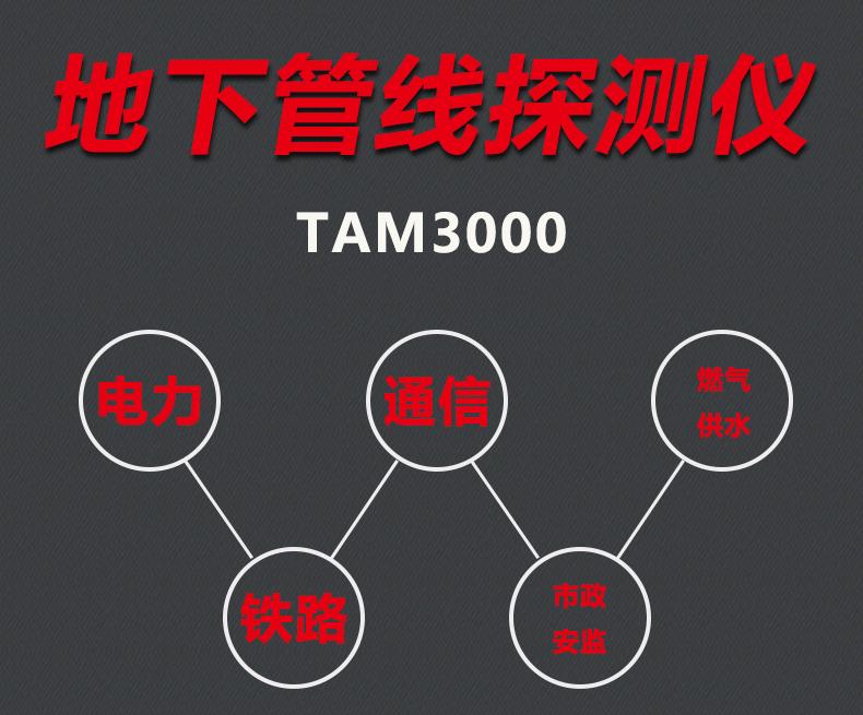 台湾思禄克地下管线探测仪